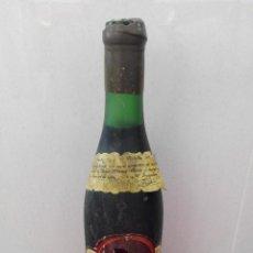 Coleccionismo de vinos y licores: BOTELLA PRECINTADA Y NUMERADA DE TINTO GRAN RESERVA FAUSTINO I 1969. Lote 143152778