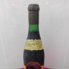 Coleccionismo de vinos y licores: BOTELLA PRECINTADA Y NUMERADA DE TINTO GRAN RESERVA FAUSTINO I 1969. Lote 143152942