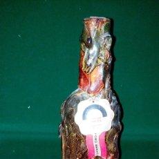 Coleccionismo de vinos y licores: VINO TORO BRAVO. Lote 143205234