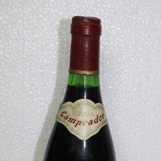 Coleccionismo de vinos y licores: 46, BOTELLA DE VINO RIOJA CAMPEADOR MARTINEZ LACUESTA COSECHA 1973 . Lote 143414050