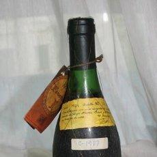 Coleccionismo de vinos y licores: 54, BOTELLA DE VINO RIOJA TINTO GRAN RESERVA 1964 FAUSTINO I BOTELLA Nº. 260151. Lote 143442902