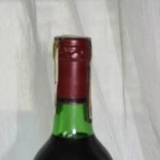 Coleccionismo de vinos y licores: 48, BOTELLA DE VINO LA RIOJA ALTA, S.A. VIÑA ARANA COSECHA 1980 SEXTO AÑO HARO. Lote 143470454