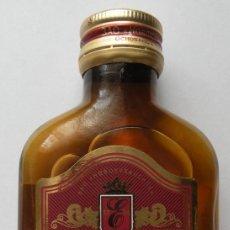 Coleccionismo de vinos y licores: BOTELLITA DE COGNAC DE RUSIA. Lote 143598594