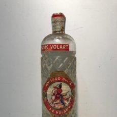 Coleccionismo de vinos y licores: BOTELLA DE ANIS VOLART, CORNELLA BARCELONA ANTIGUA.. Lote 143615238