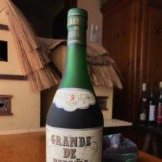 Coleccionismo de vinos y licores: BOTELLA BRANDY IMPERIAL, GRANDE DE ESPAÑA 5 AÑOS. Lote 143982402