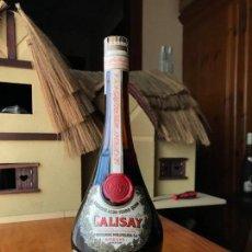 Coleccionismo de vinos y licores: BOTELLA LICOR FERROQUINA CALISAY, PRECINTO 80 CTM. Lote 143988526