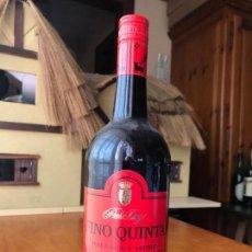 Coleccionismo de vinos y licores: BOTELLA FINO QUINTA OSBORNE. Lote 143990010