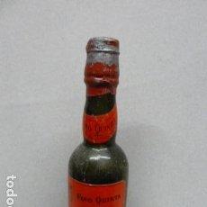Coleccionismo de vinos y licores: MINI BOTELLA OSBORNE FINO QUINTA -. Lote 145108134