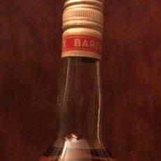 Coleccionismo de vinos y licores: ANTIGUA BOTELLA RON NEGRITA BARDINET BARCELONA. Lote 145247641