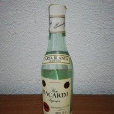 Colecionismo de vinhos e licores: BOTELLA RON BACARDI SUPERIOR PRECINTO 8 PTS. Lote 145394334