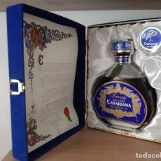 Coleccionismo de vinos y licores: BRANDY. Lote 145653094