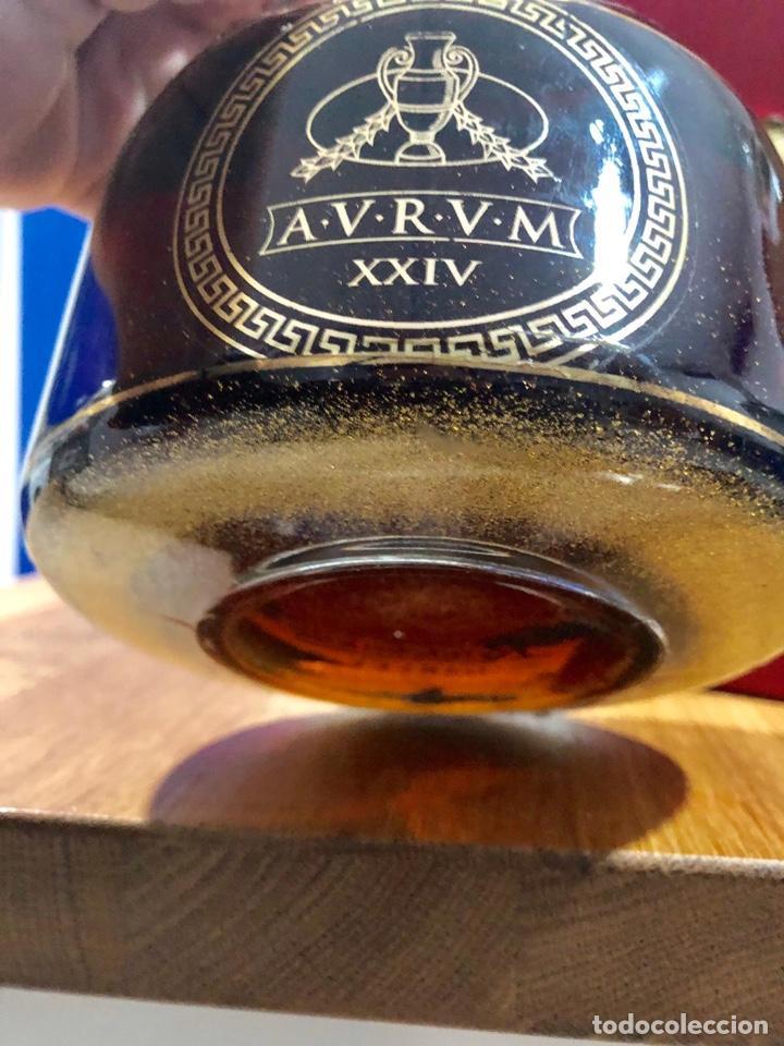 Coleccionismo de vinos y licores: Brandy renacimiento aurum. Edicion especial - Foto 3 - 146313134