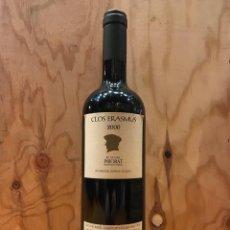 Coleccionismo de vinos y licores: VINO - CLOS ERASMUS, PRIORAT, 2000. Lote 147206310