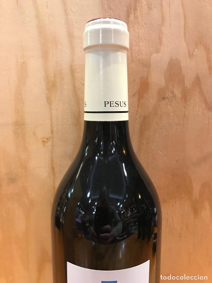 Coleccionismo de vinos y licores: Vino - Viña Sastre Pesus 2005 - Ribera del Duero - Estuche Madera - Foto 3 - 147219898