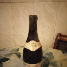 Coleccionismo de vinos y licores: BOTELLA DE VINO TINTO COTE DE BROUILLY,1990 ALBERT DAILLY . Lote 147315614