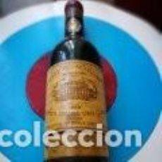 Coleccionismo de vinos y licores: CHATEAU-MARGAUX-1969PREMIER GRAND CRU CLASSÉ SELECTION BURDEOS . Lote 147839030