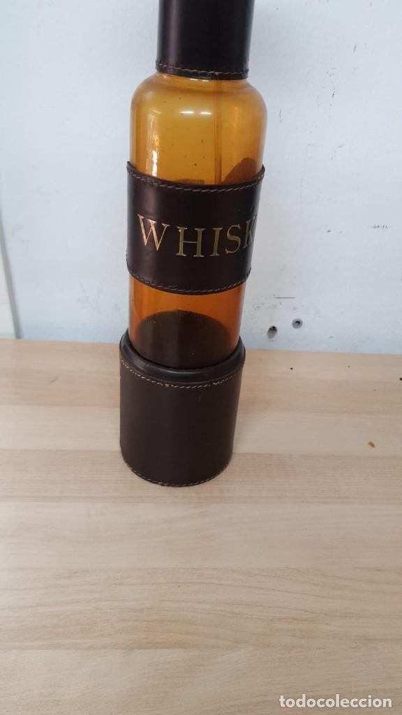 Coleccionismo de vinos y licores: Botella Whisky - Foto 6 - 147997006