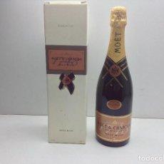 Coleccionismo de vinos y licores: BOTELLA CHAMPAGNE - MOET & CHANDON 1743 BRUT ROSE 75 CL. EN CAJA . Lote 148217470