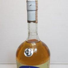 Coleccionismo de vinos y licores: BOTELLA ANIS CUSENIER PRECINTADA. Lote 148613128