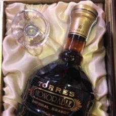 Coleccionismo de vinos y licores - Torres Honorable Imperial Brandy - 148812306