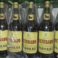 Coleccionismo de vinos y licores: BOTELLA VETERANO OSBORNE. Lote 150811554