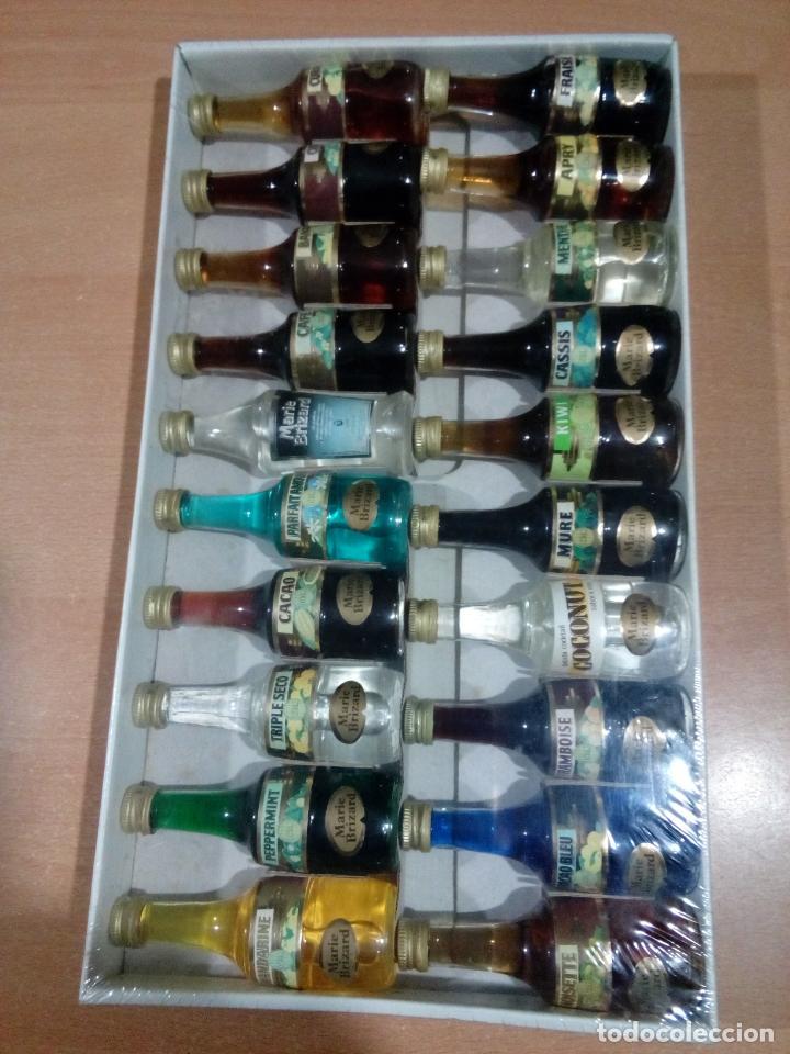 Coleccionismo de vinos y licores: Estuche Marie brizard 20 miniaturas - precintado-ver fotos - leer - Foto 5 - 151016086