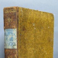 Coleccionismo de vinos y licores: 1725.- ANTIGÜEDADES ECLESIASTICAS DE ESPAÑA EN LOS QUATRO PRIMEROS SIGLOS DE LA IGLESIA. PABLO SAN. Lote 151154070