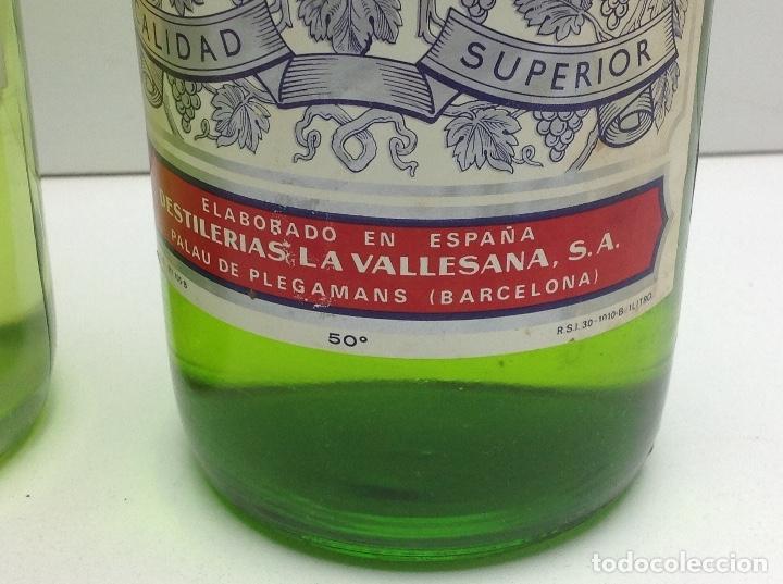 Coleccionismo de vinos y licores: LOTE BOTELLAS DE ABSENTA - ABSINTHE - AGUSTI BOFILL S.A. BADALONA 68º - DEVA PALAU DE PLEGAMANS 50º - Foto 6 - 153066572