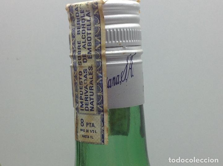 Coleccionismo de vinos y licores: LOTE BOTELLAS DE ABSENTA - ABSINTHE - AGUSTI BOFILL S.A. BADALONA 68º - DEVA PALAU DE PLEGAMANS 50º - Foto 7 - 153066572