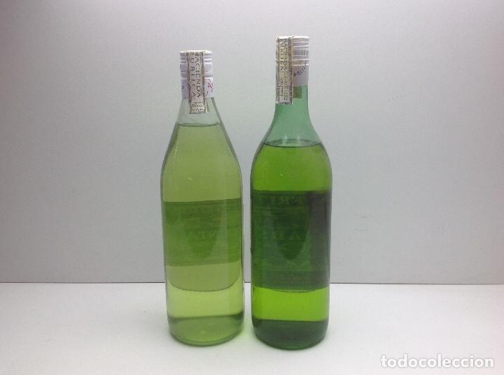 Coleccionismo de vinos y licores: LOTE BOTELLAS DE ABSENTA - ABSINTHE - AGUSTI BOFILL S.A. BADALONA 68º - DEVA PALAU DE PLEGAMANS 50º - Foto 8 - 153066572