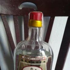 Coleccionismo de vinos y licores: ANTIGUA BOTELLA DE GINEBRA ROLLINGS. Lote 153077753