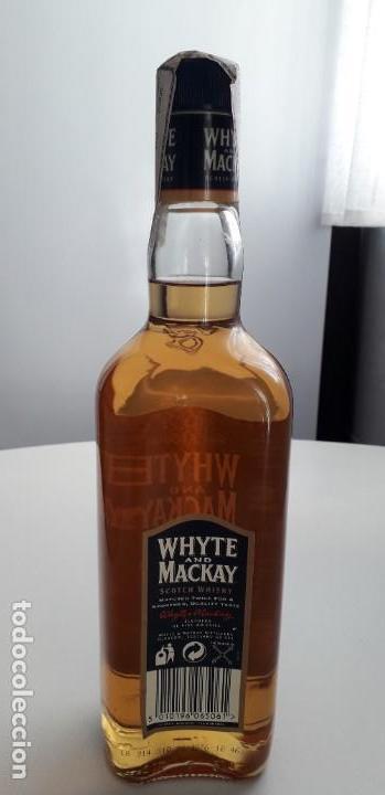 Coleccionismo de vinos y licores: WHITE AND MACHAY SCOTCH WHISKY - Foto 3 - 153801194