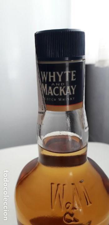 Coleccionismo de vinos y licores: WHITE AND MACHAY SCOTCH WHISKY - Foto 4 - 153801194