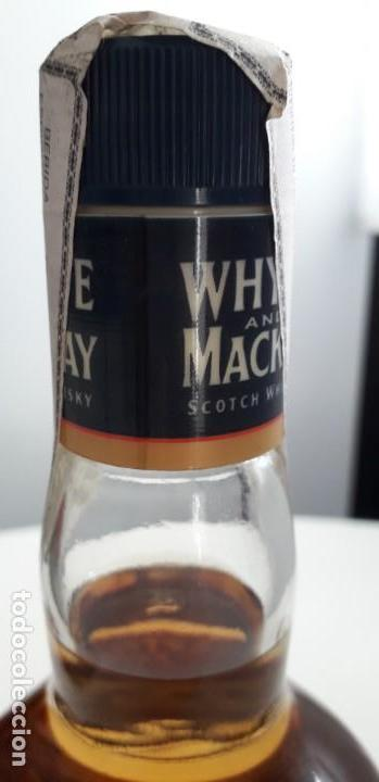 Coleccionismo de vinos y licores: WHITE AND MACHAY SCOTCH WHISKY - Foto 6 - 153801194