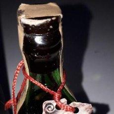 Coleccionismo de vinos y licores: ARGUARDENTE FIM DE SÉCULO VIEJĹSIMA. Lote 153994170