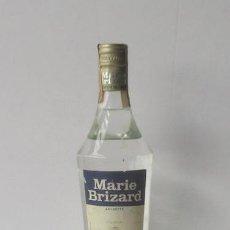 Coleccionismo de vinos y licores: BOTELLA ANISETTE MARIE BRIZARD. Lote 154354502