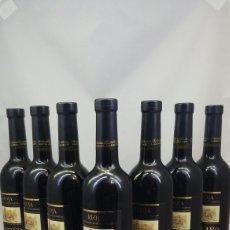 Coleccionismo de vinos y licores: LOTE DE SIETE VINOS TINTOS ANTAÑO COSECHA 2004,2005 RIOJA. Lote 155759052