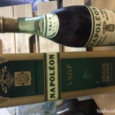 Coleccionismo de vinos y licores: BRANDY NAPOLEON COMMODORE. Lote 155861670