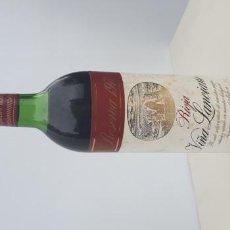 Coleccionismo de vinos y licores: VINO BODEGAS LAN 1970. Lote 156074510