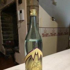 Coleccionismo de vinos y licores: ANTIGUA BOTELLA DE LICOR VODKA MARCA LILIAC DE TRANSYLVANIA SIN ESTRENAR. Lote 156670166