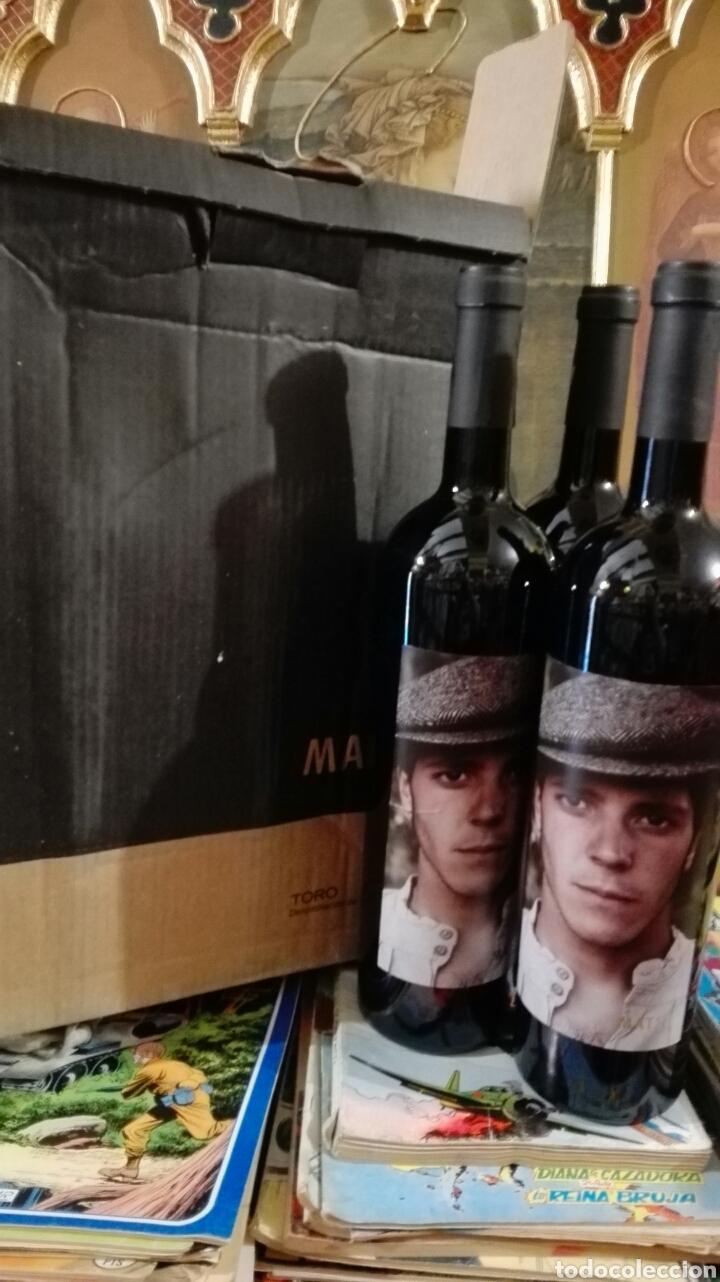 3 BOTELLAS MAGNUM DE 1,5L EL PICARO 2013 (Coleccionismo - Botellas y Bebidas - Vinos, Licores y Aguardientes)