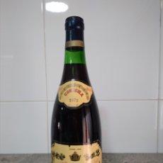 Coleccionismo de vinos y licores: MONTE REAL 1971. BODEGAS RIOJANAS. CENICERO. LA RIOJA.. Lote 161319841