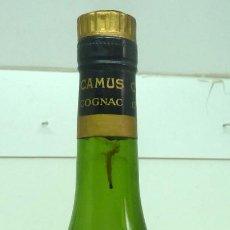 Coleccionismo de vinos y licores: COGNAC CAMUS SIN ABRIR. Lote 161666482