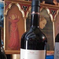 Coleccionismo de vinos y licores: BOTELLA MEGA MAGNUM RIOJA VEGA CRIANZA CRIANZA 2003 VACIA. Lote 162142722