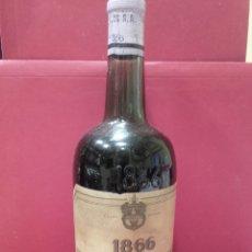 Coleccionismo de vinos y licores: GRANDE FINE CHAMPAGNE 1866 LARIOS. Lote 166019381