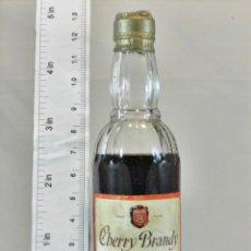 Coleccionismo de vinos y licores: BOTELLITA BOTELLIN CHERRY BRANDY BARDINET BORDEAUX. Lote 163508774