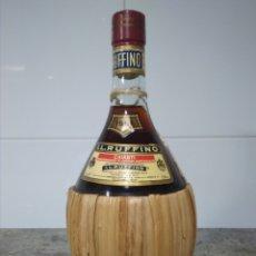 Coleccionismo de vinos y licores: CHIANTI I.L. RUFINO. 1981. ITALIA. PRESTIGIOSO TINTO DE LA TOSCANA.. Lote 163627056