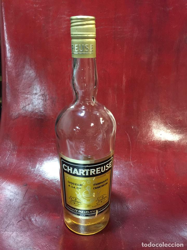 CHARTREUSE (TARRAGONA) (Coleccionismo - Botellas y Bebidas - Vinos, Licores y Aguardientes)