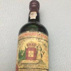 Coleccionismo de vinos y licores: BOTELLA VINO OPORTO REAL COMPANHIA VELHA FUNDADOR. 75 CL VINO OPORTO REAL COMPANHIA VELHA, VARIEDAD. Lote 165066922