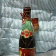 Coleccionismo de vinos y licores: BOTELLA DE VINO PALACIO DE ARGANJA 1948. CERRADA. Lote 173611619